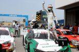 海外レース他 | DTM第3戦ミサノ:レース1は最後尾スタートのウィットマンに女神が微笑む。デュバルは2度目の表彰台獲得