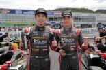 かつてFIA-F4でしのぎを削った宮田と阪口がチームメイトとしてともに表彰台を獲得した。