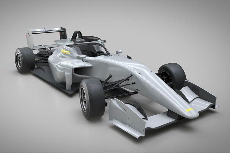 国内レース他 | ダラーラ、F3用F312〜317シリーズの後継車『ダラーラ320』を発表。現行車両からのアップデートも可能