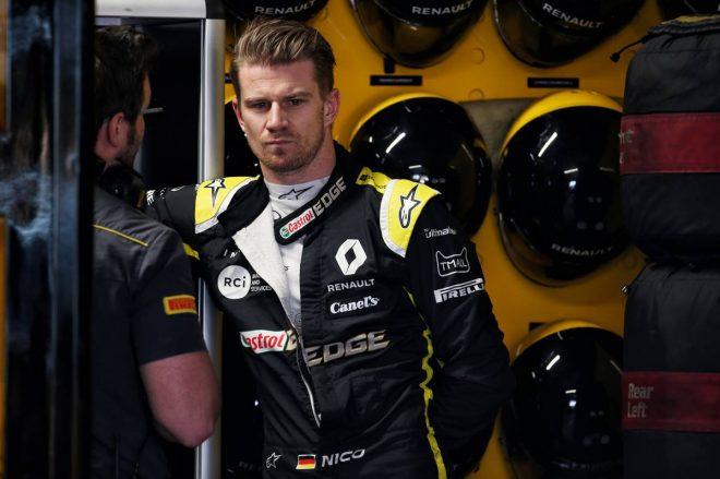 2019年F1第7戦カナダGP ニコ・ヒュルケンベルグ(ルノー)