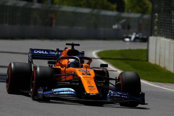 2019年F1第7戦カナダGP カルロス・サインツJr.(マクラーレン)
