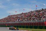 F1   サインツは3グリッド降格、マグヌッセンはピットスタート/F1第7戦カナダGPグリッド