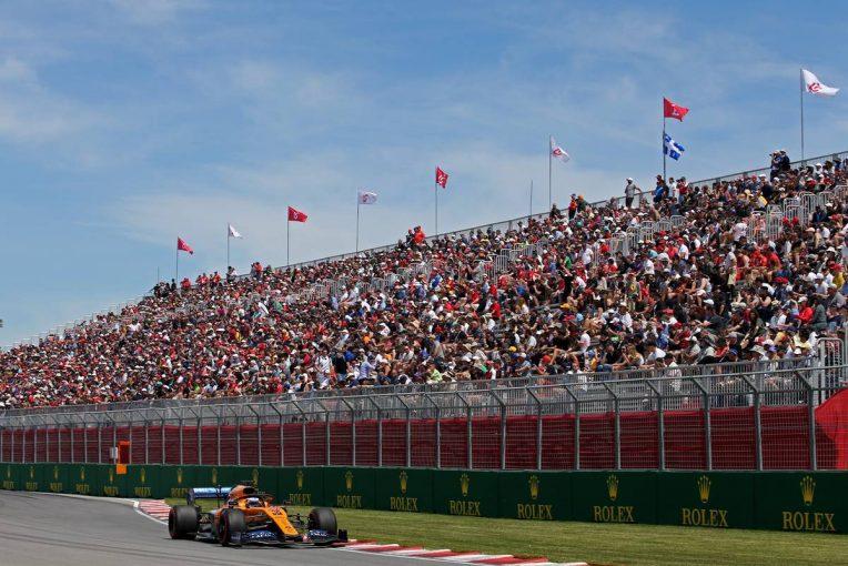 F1 | サインツは3グリッド降格、マグヌッセンはピットスタート/F1第7戦カナダGPグリッド
