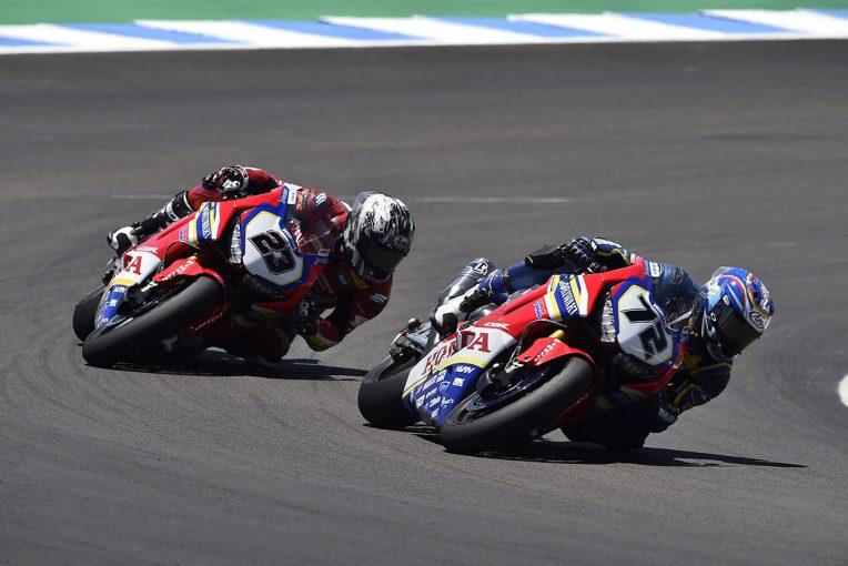 MotoGP | SBK第6戦ヘレスにモリワキ-アルティア・ホンダから代役参戦の高橋裕紀「全体的にはポジティブな週末」