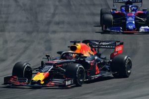 F1 | ホンダ搭載車3台が入賞「挽回図るも表彰台争いには至らず。競争力向上のためさらに開発を続ける」と田辺TD:F1カナダGP日曜