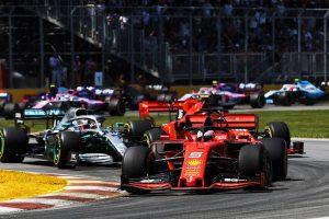 F1 | 【動画】F1第7戦カナダGP 決勝ハイライト