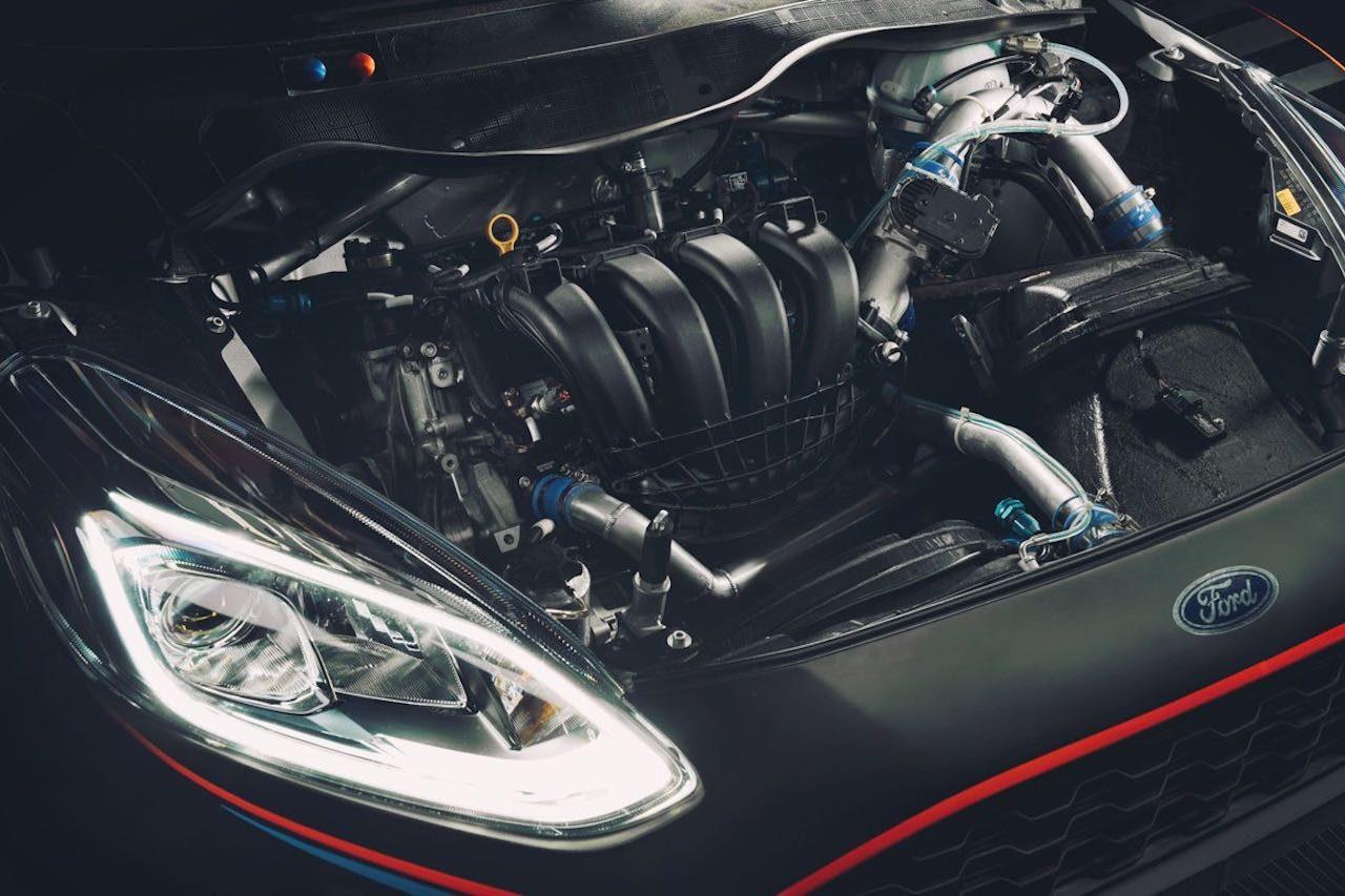 290PS/475Nmの第2世代『フォード・フィエスタR5』公開、7月のイプルーにテスト参戦へ