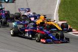 F1 | クビアト「11位なんてまっぴらだった!」終盤マクラーレンを抜き1点をつかむ:トロロッソ・ホンダ F1カナダGP日曜