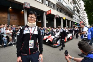 ル・マン/WEC | WEC:山下健太がル・マンでトヨタチームに帯同。負傷中にもかかわらず渡仏した目的を直撃