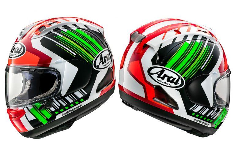 MotoGP | SBK王者ジョナサン・レイの最新レプリカヘルメットがアライから登場