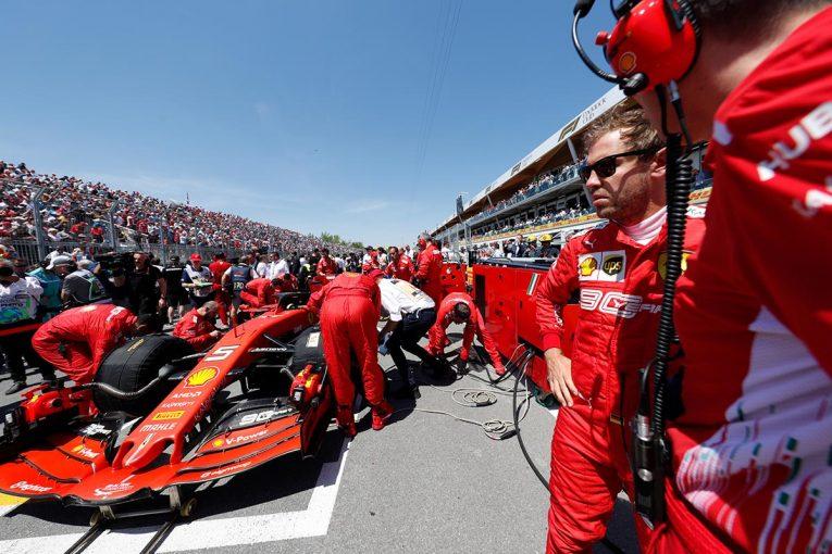 F1 | フェラーリF1代表、カナダでは善戦も「マシンの弱点が突然解決されたわけではない」と慎重な姿勢