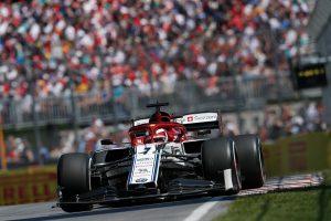 F1 | アルファロメオF1、フランスGPで新パーツ投入へ。「パフォーマンスを取り戻すのに役立つはず」とライコネン