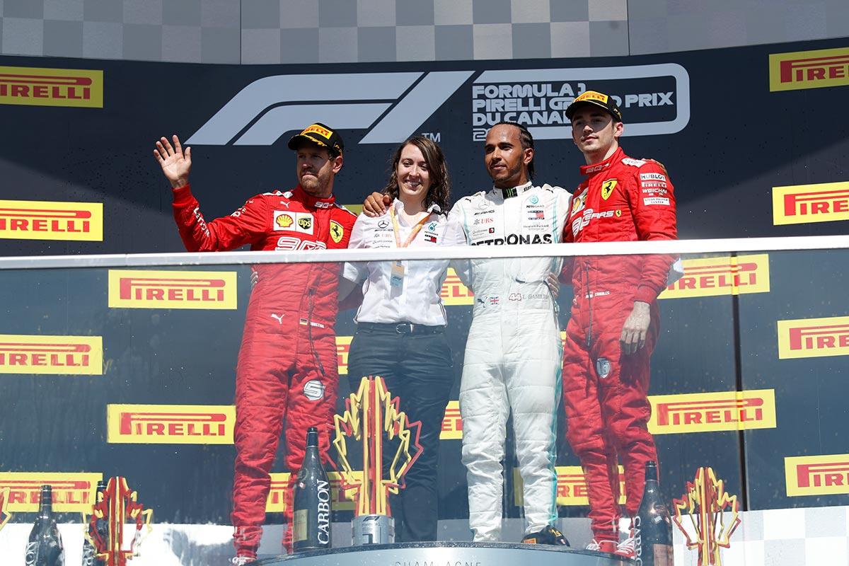 2019年F1第7戦カナダGP
