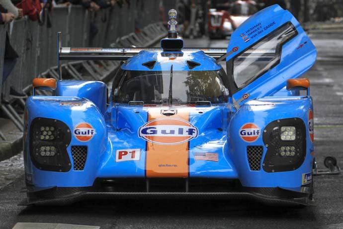 ル・マン/WEC | ル・マン24時間:LMP1では8年ぶり。ドラゴンスピード、WECラストレースでガルフカラーに