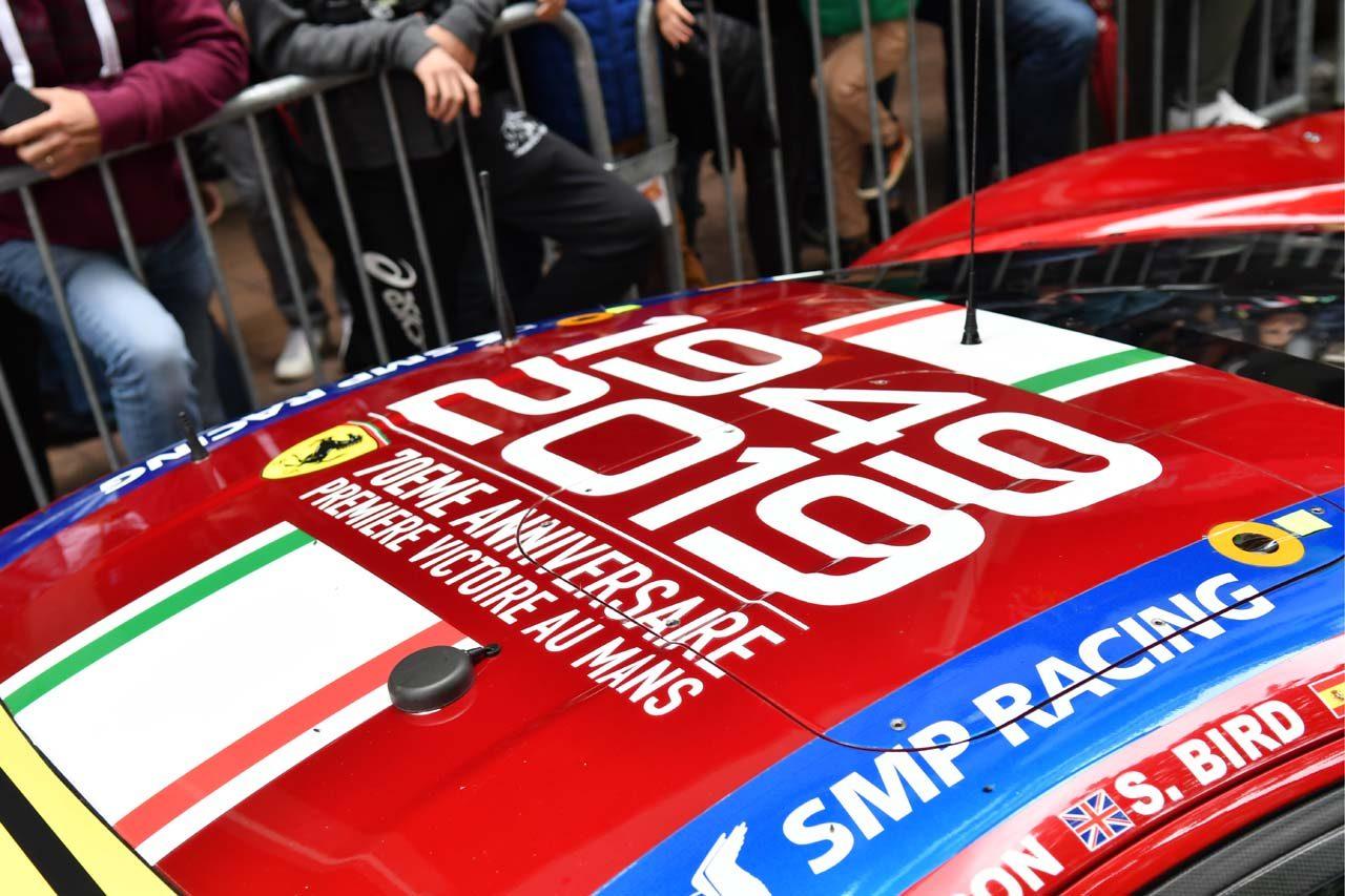 ル・マン24時間:4人の日本人ドライバーも登場。公開車検2日目は注目GTEマシンが目白押し