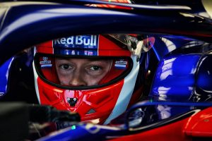 F1 | クビアト「パワーとストレートスピード不足は結果を左右する」と改善を望むも、ホンダPUの信頼性と安定感を評価