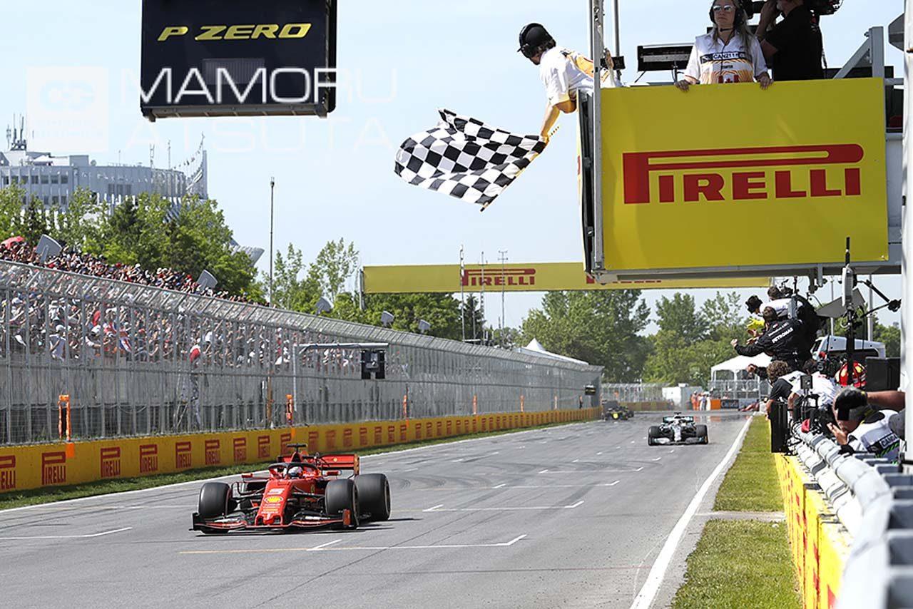 Shots!2019年F1第7戦カナダGP
