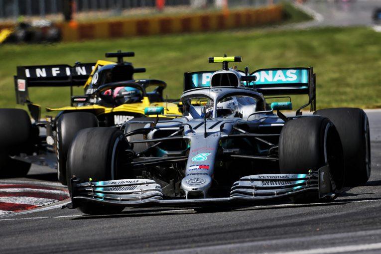 F1   ボッタス、F1スペインGP以降はハミルトンに及ばないレースが続くもプレッシャーは否定