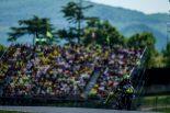 「コーナーからコーナーへの加速も苦戦している」とバレンティーノ・ロッシ