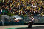イタリアGPでインディペンデントチームライダーのトップでフィニッシュした中上貴晶