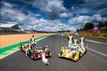 ル・マン、サルト・サーキットで公開されたレベリオン・レーシングの新色レベリオンR13・ギブソン