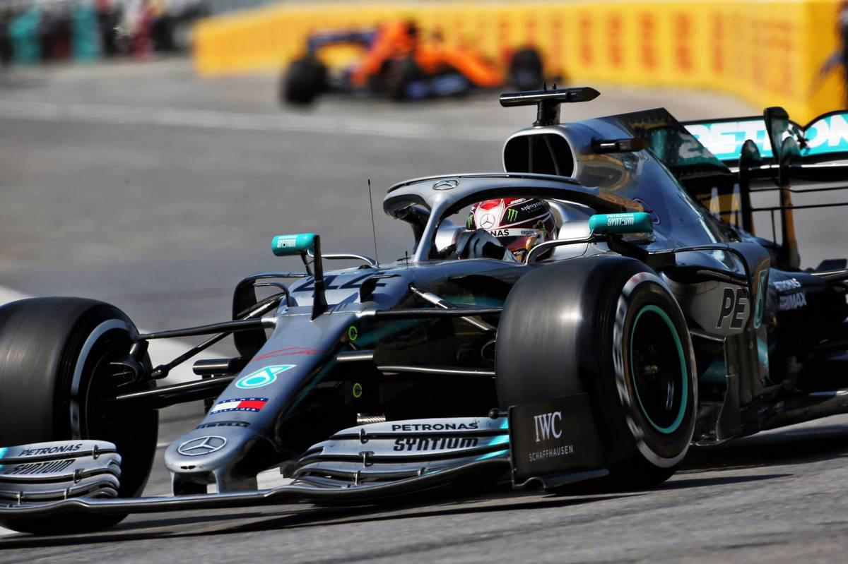 2019年F1第7戦カナダGP ルイス・ハミルトン(メルセデス)
