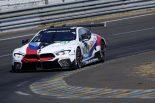 81号車BMW M8 GTEはニッキー・キャツバーグ、マーティン・トムチェク、ピフィップ・エングがドライブする