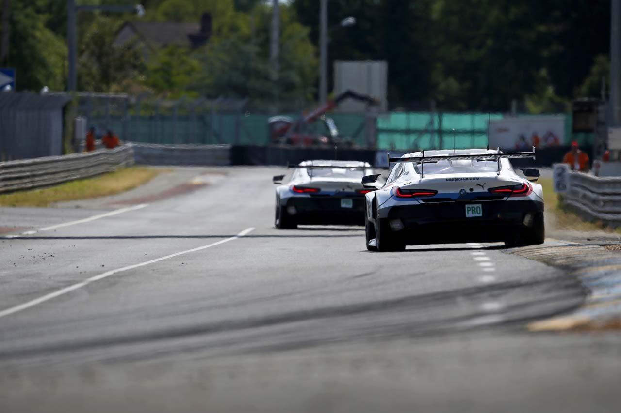 ル・マン24時間:BoPの再調整を望むBMW。「せめてレースをさせてほしい」とダ・コスタ