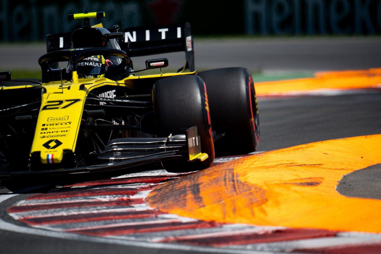 2019年F1カナダGPでのヒュルケンベルグ