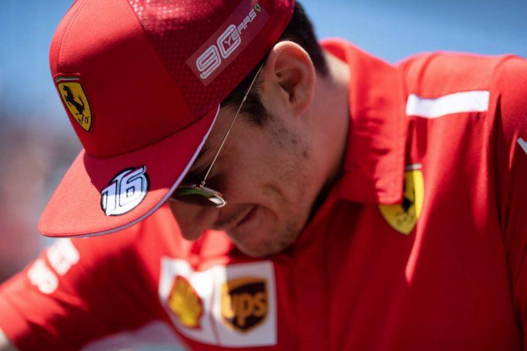 F1 | フェラーリF1、3位走行中のルクレールにベッテルのペナルティを教えず。「伝えるべきだったが忘れていた」