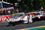 MRレーシングの70号車フェラーリ488 GTE