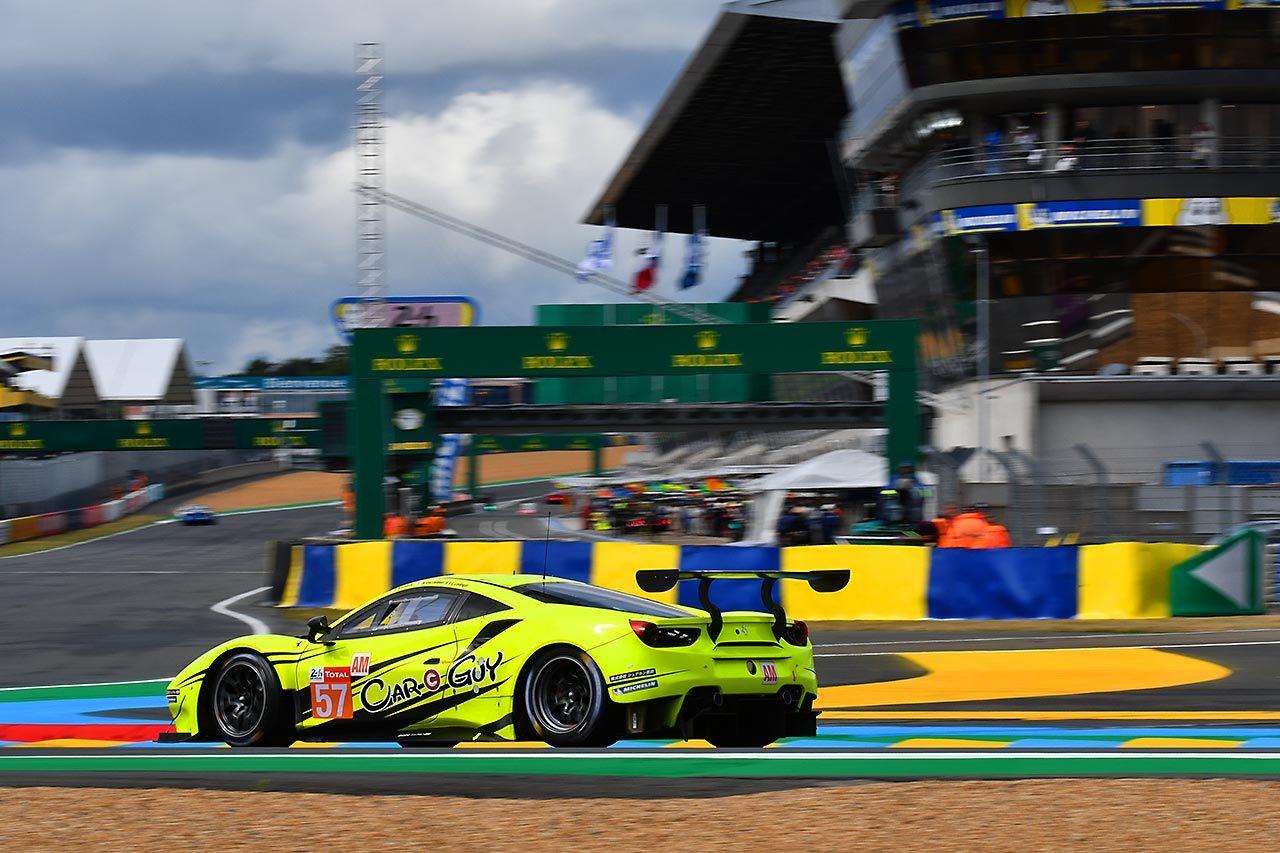ル・マン24時間開幕もフリープラクティスは荒れ模様。可夢偉駆る7号車トヨタがトップタイム