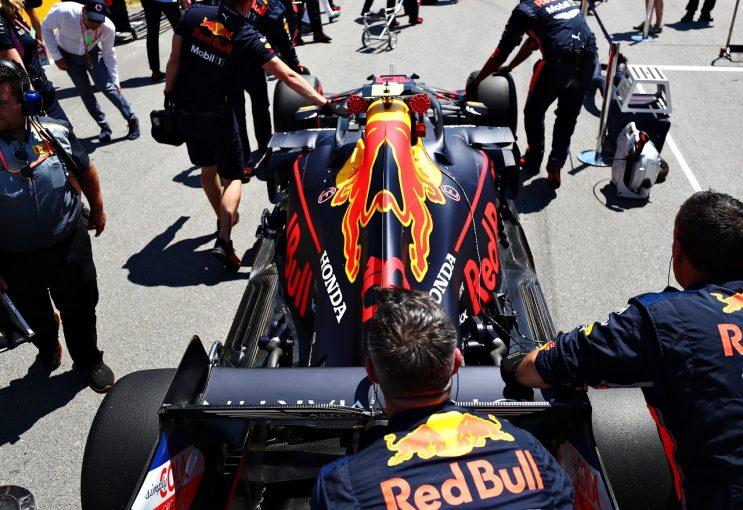 F1 | ホンダF1が次戦フランスGPでのPUアップグレードを計画との報道。レッドブル側もシャシーを大幅改良か