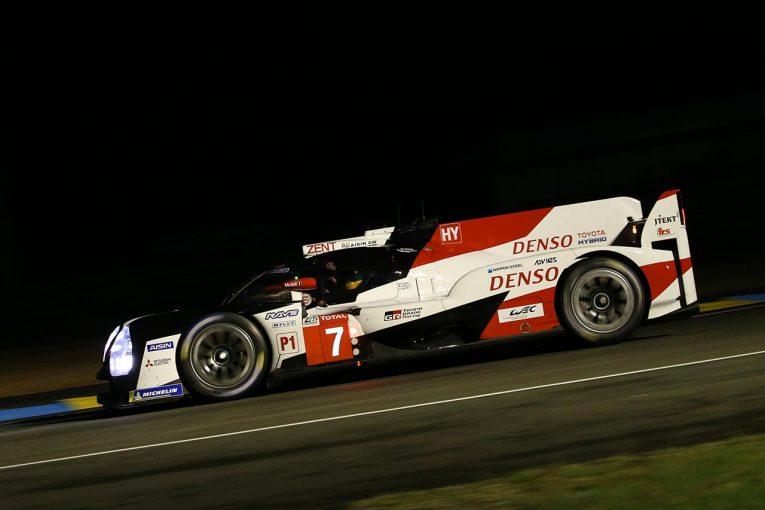 ル・マン/WEC | ル・マン24時間:予選1回目は可夢偉の7号車トヨタがトップタイム。17号車SMPが2番手に続く