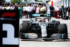 F1 | 2019年F1第7戦カナダGP 優勝したルイス・ハミルトン(メルセデス)