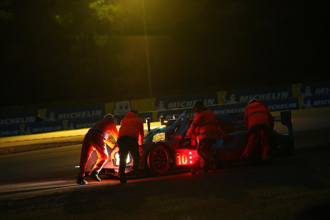 ル・マン24時間:予選1回目は可夢偉の7号車トヨタがトップタイム。17号車SMPが2番手に続く
