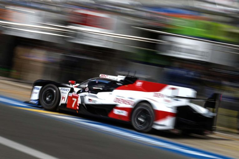 ル・マン/WEC | ル・マン24時間:トヨタ、2台揃ってアクシデントに見舞われるも、7号車が暫定ポール獲得