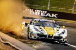 IGTCにフル参戦しているハブオート・コルサのフェラーリ488 GT3