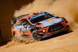 ラリー/WRC | ラリー・イタリア・サルディニアのシェイクダウン3番手だったティエリー・ヌービル(ヒュンダイi20クーペWRC)