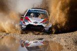 ラリー/WRC | ヤリ-マティ・ラトバラ(トヨタ・ヤリスWRC)はブレーキトラブルで総合10番手とやや出遅れた