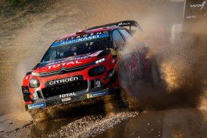 ラリー/WRC | WRC第8戦イタリア:シトロエンのワン・ツーで幕開け。トヨタが総合3〜4番手で続く