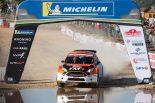 ラリー/WRC | WRC2を戦う勝田貴元(フォード・フィエスタR5)