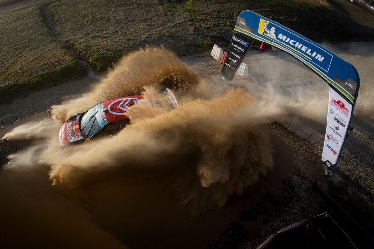 ラリー/WRC | 【順位結果】2019WRC第8戦イタリア SS1後