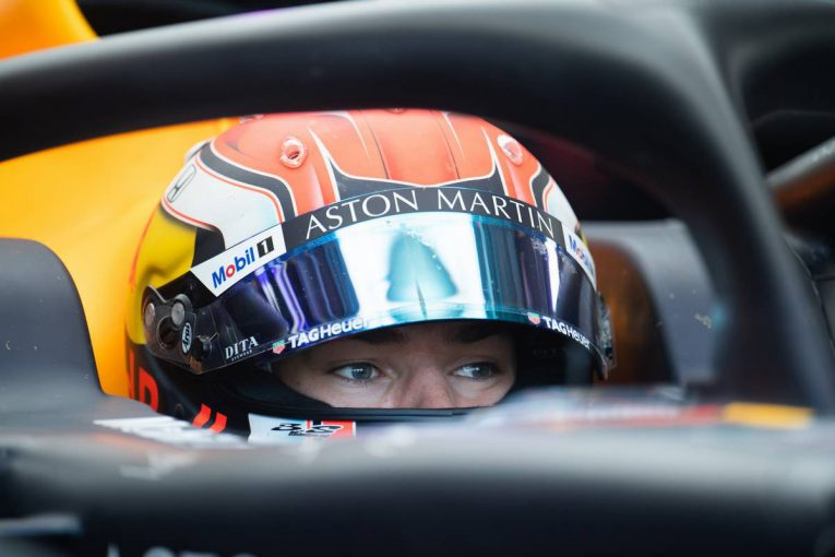 F1 | ガスリー、ここまでの流れに満足せず。「レッドブル・ホンダ1年目は、学ぶことが多い」と貪欲な姿勢