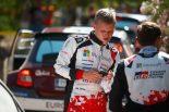 ラリー/WRC | WRC:トヨタ、第8戦イタリア初日は総合3~4番手で好発進。連勝中のタナク「高い戦闘力を期待」