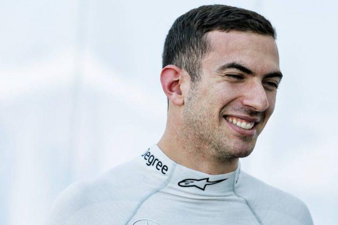 F1カナダGPのFP1に出走したニコラス・ラティフィ(ウイリアムズ)