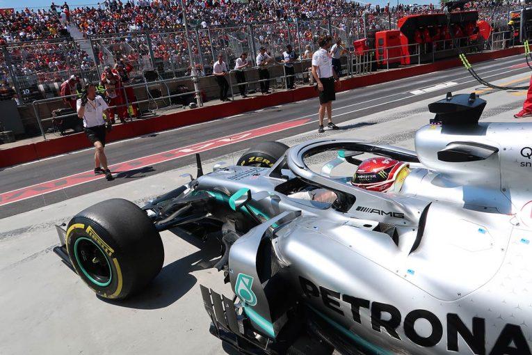 F1 | F1 Topic:マシントラブルの緊急事態にうまく対処したメルセデス。メカニックたちがやり遂げた緊迫の7分間