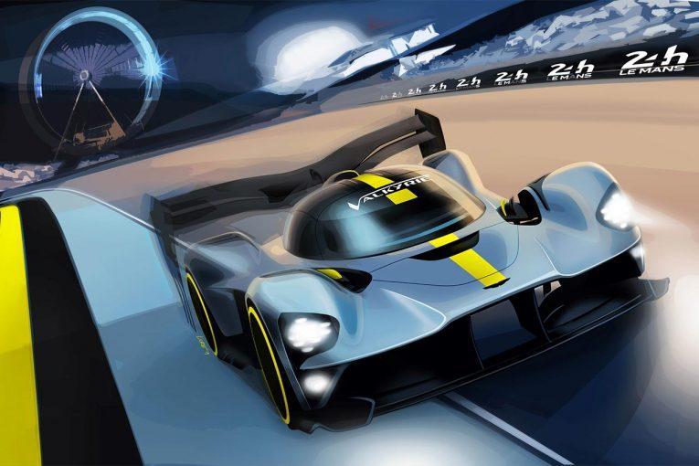 ル・マン/WEC | アストンマーティン、2020-21シーズンからのハイパーカー規定参入を発表。ヴァルキリーで総合優勝を狙う