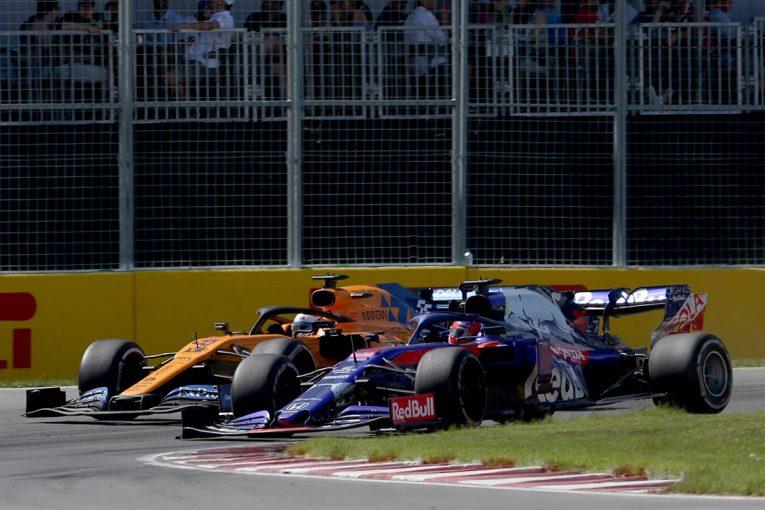 F1 | パワーだけではない、低・中速コーナーのバランス不足がカナダGP低迷の一因か/トロロッソ・ホンダF1コラム