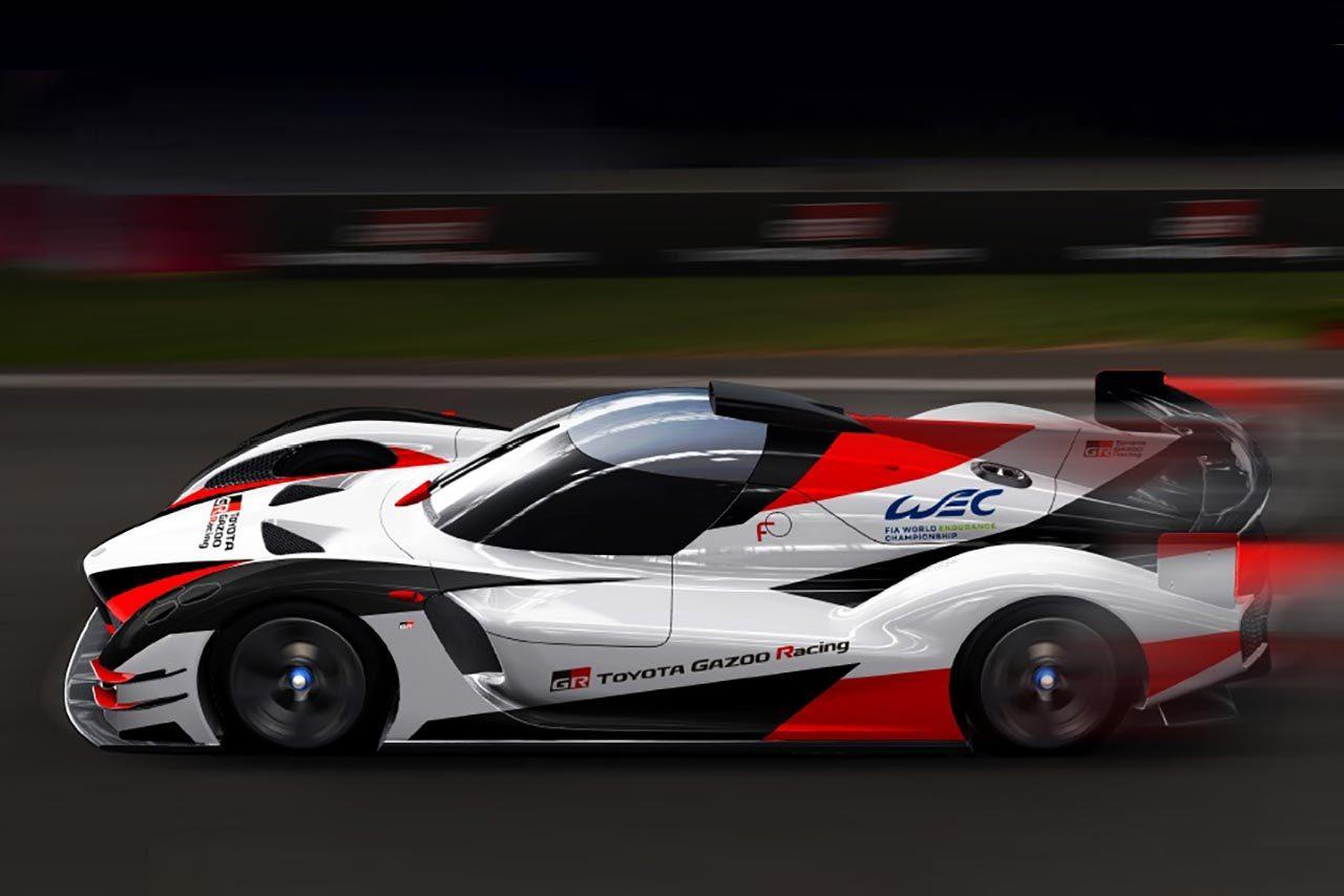 ル・マン24時間:TOYOTA GAZOO RacingもGRスーパースポーツでのハイパーカー規定参入を正式発表